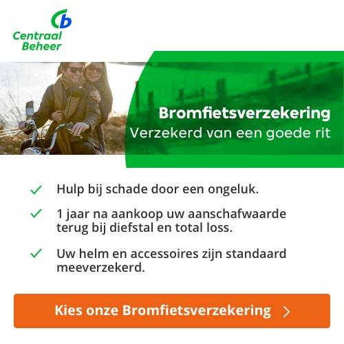 Centraal Beheer Bromfietsverzekering