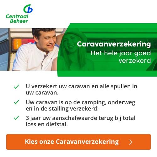 Centraal Beheer Caravanverzekering