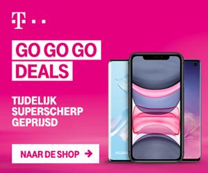 Tijdelijk scherp geprijsde GO GO GO Deals bij T-mobile