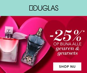 Valentijn | 25% korting op bijna alle geuren en geursets