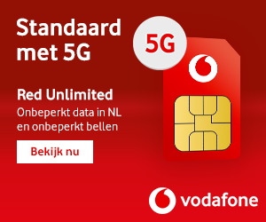 Supersnel 5G met Vodafone!