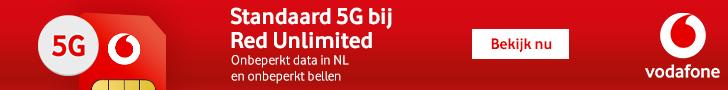 5G van Vodafone