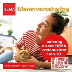Voordelige huisdierverzekering HEMA