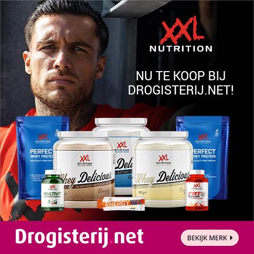 Nieuw in ons assortiment: XXL Nutrition!