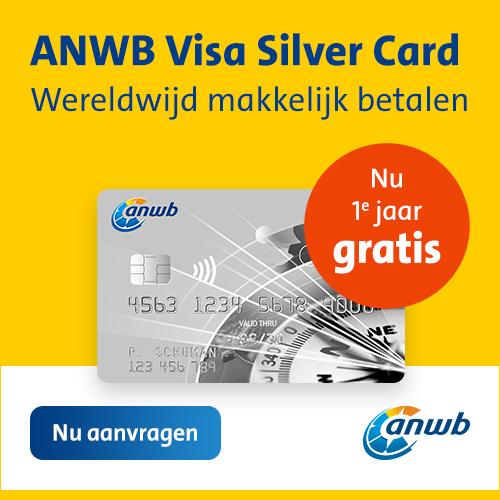 ANWB Silver Card bestellen