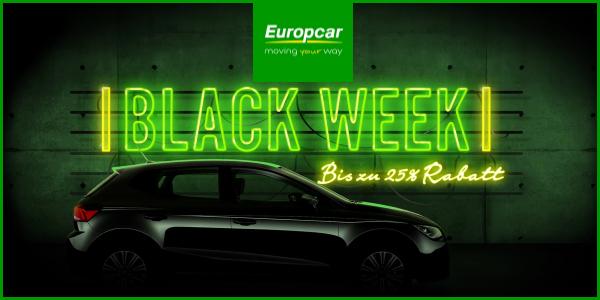 Rabatt bei Europcar
