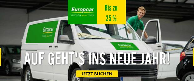 Europcar sale Juni, Europcar aktion, Europcar gutschein, Europcar rabatt, flash sale Europcar