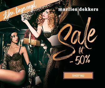 marlies|dekkers - Winter SALE | Tot 50% korting | De SALE is on fire! 🔥