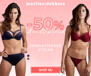 Weekend promotie Celebrate the classics | 50% korting