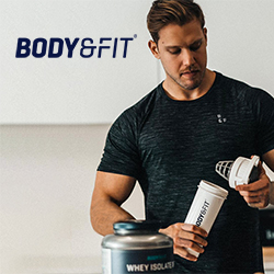 Bannière Body & Fit