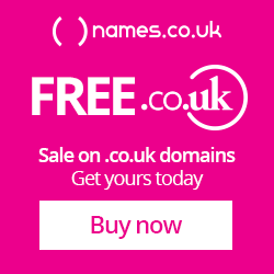 Domain names from Names.co.uk