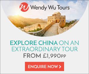Wendy Wu Tours China