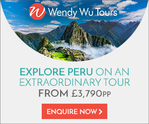 Explore Peru with Wendy Wu Tours