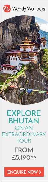 Wendy Wu Tours Bhutan