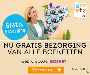 november actie - gratis bezorging boeketten - bloemen - gratis bezorgen - vegalifestyle.nl
