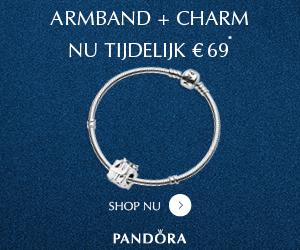 Bijoux van Pandora