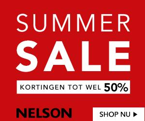Summer Sale - Kortingen tot wel 50% | Nelson Schoenen