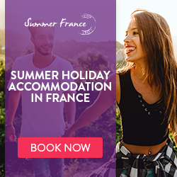 logo of summer France - affordable summer holiday accommodation in France