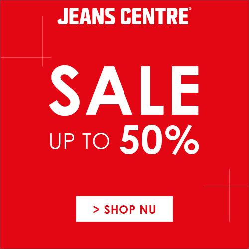 Jeans Centre SALE kortingen tot 50%
