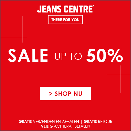 Jeans Centre sale korting tot 50%
