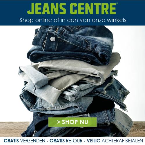 Denk je aan jeans, dan denk je aan Jeans Centre!