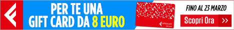 %name Acquista Libri online su LaFeltrinelli e ricevi una gift card da 8 €