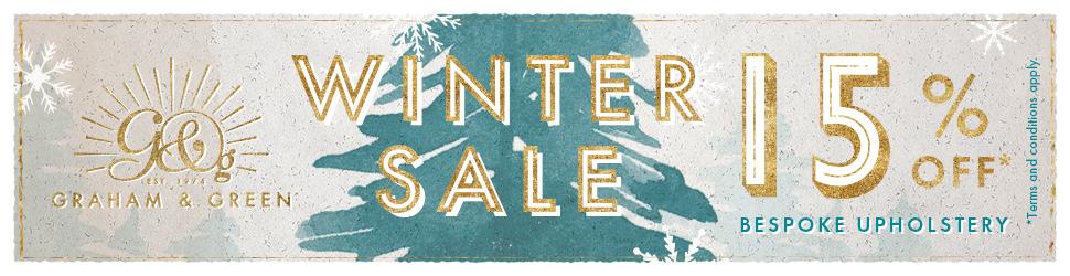 Winter sale - 15%